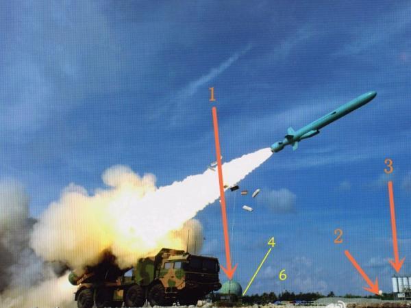 英媒称中国在永兴岛部署鹰击-62反舰导弹