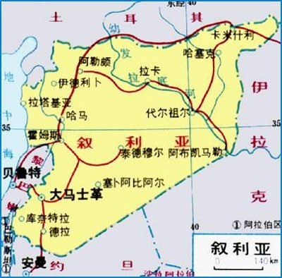 """王晓彬:叙动荡局势或成中东格局""""分水岭"""""""