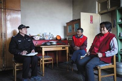 北京民警坚守深山9年 离家70公里过年系常态
