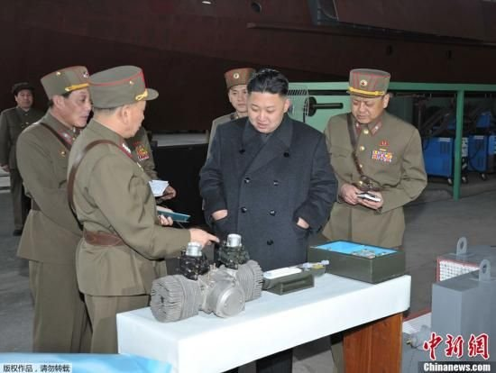 金正恩下令朝鲜导弹单位准备攻击美军基地