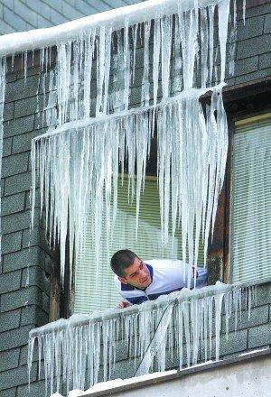 持续严寒难改变暖 北极冷空气爆发南下是直接原因