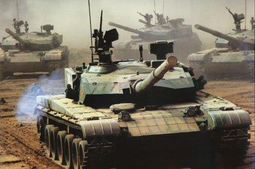 99式主战坦克_鼠式超重型坦克