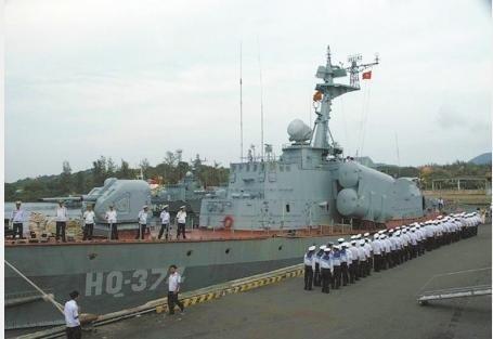 越南大规模扩充军备,实力已今非昔比