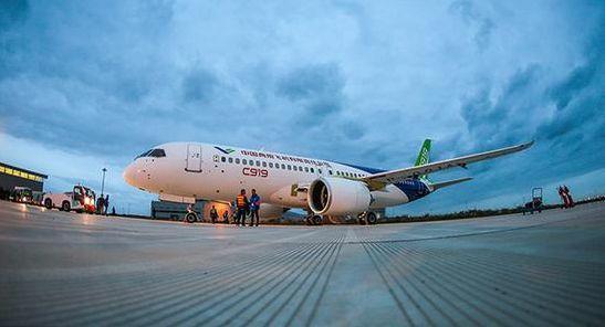 科技部部长称国产C919客机今年首飞 已进入准备状态