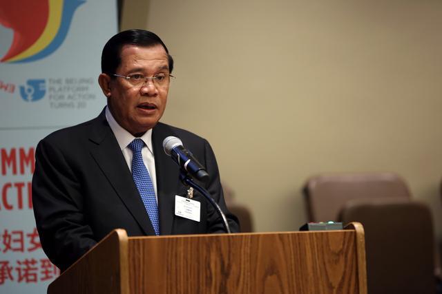 柬埔寨高官:南海仲裁案充满偏见