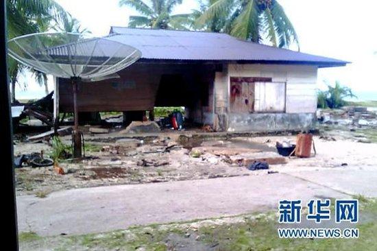 印度尼西亚海啸遇难者人数升至154人