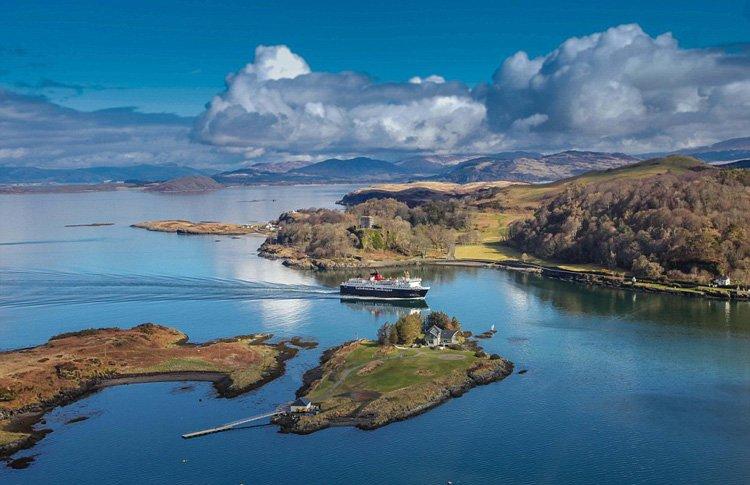 买豪宅送岛!海边别墅售价870万 附赠4英亩海岛