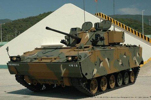 韩国K-21战车设计缺陷导致两次沉没事故(图)