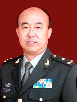 第16集团军原副政委邵忠海任吉林省军区政委