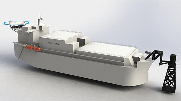 中國啟動海上浮動核電站ACPR50S實驗堆建設 將為海島供電