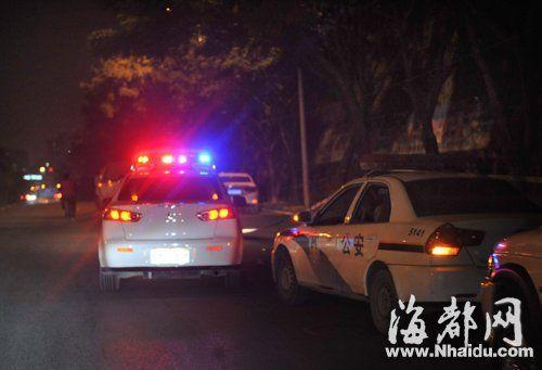 福州一男子等公交时被刺死 原因不明