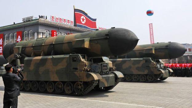 """朝外相将参加联合国大会 或谋求""""拥核国家""""地位"""