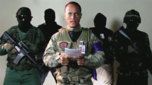 """政变?复仇?委内瑞拉安全人员制造高法""""恐袭"""""""