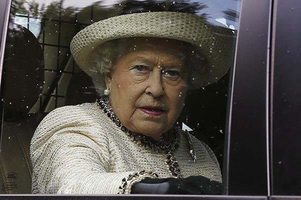 白金汉宫罕见表态 英女王对苏格兰公投表示中立