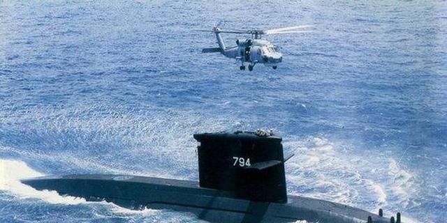 台称自制潜艇获重大进展 最快2024年下水成军