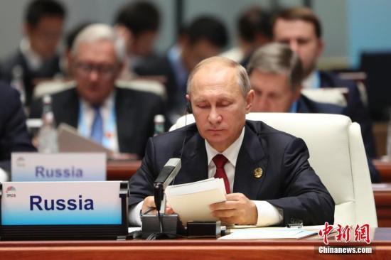 普京:俄罗斯土耳其关系几乎全面恢复