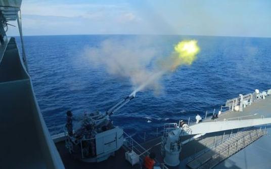 中国海军将在南海海域军事演习 外媒:宣示主权