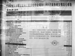 深圳一公司被曝贿选 一张选票开价一万