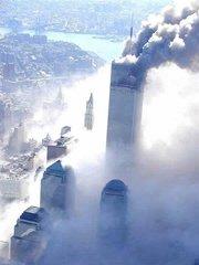 911事件资料照片 场景惨烈