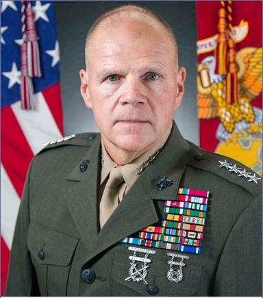 美海军陆战队司令罗伯特·内勒:对付中俄要用电子战