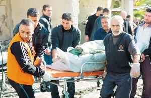 叙利亚再发流血事件 中东地区动荡不断惹人担忧