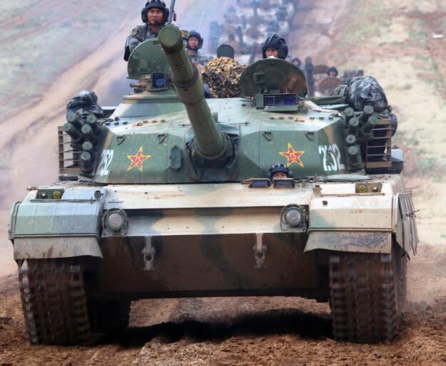 朱日和蓝军模拟三个不同对手磨练红军部队