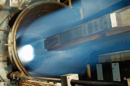 中国成功研制国际首座高超声速复现风洞