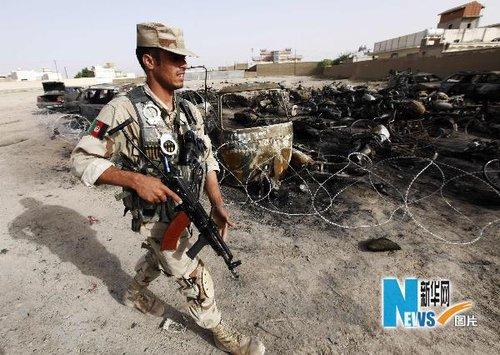 驻阿富汗美军暂缓坎大哈攻势