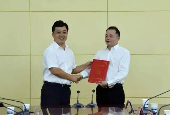 汉森集团刘令安董事长抗洪救灾捐赠600万元