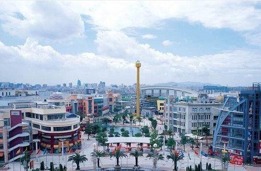东莞华南mall_华南mall—东莞华南摩尔作为全球第一mall