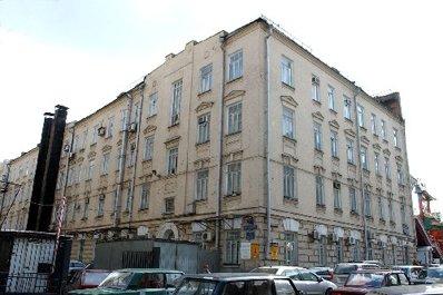 邓小平等曾就读过的莫斯科中山大学
