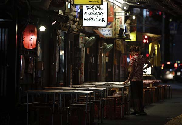 日本今年第二季度GDP负增长 系2011年来最坏数据
