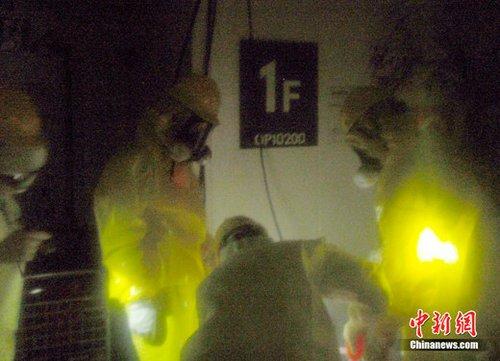 福岛核电站高放射性污水泄漏入海 日本全力封堵