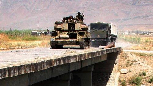 俄外长:俄向叙利亚运送军火无需向美国解释