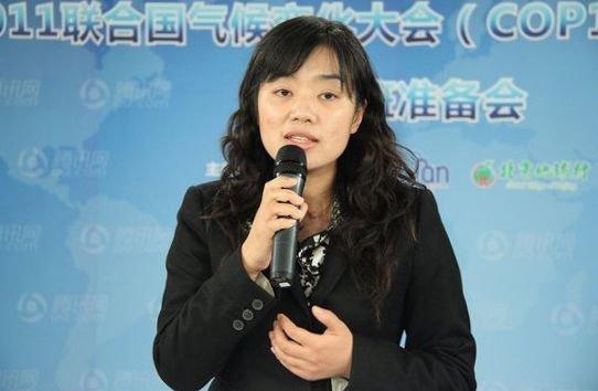 李晓菲:向世界展示中国民企节能减排的努力