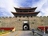 大理古城的城门