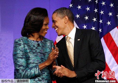 还有什么说的:奥巴马家庭去年总收入79万缴税16万