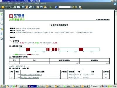 高校查论文抄袭 网上论文检测软件销售火爆(图