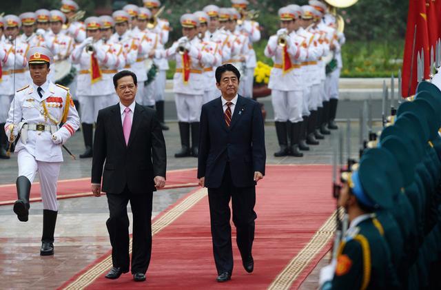 日媒:日企获越南发电站订单 以技术对抗中国