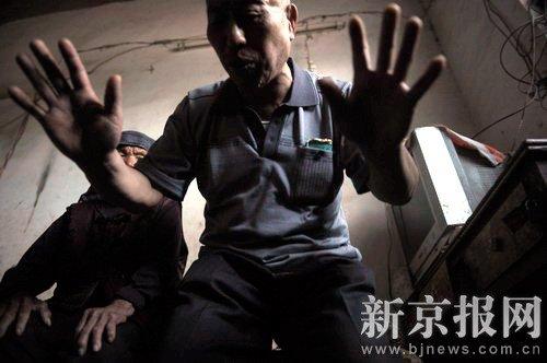 赵作海:被打一个月 生不如死就招了