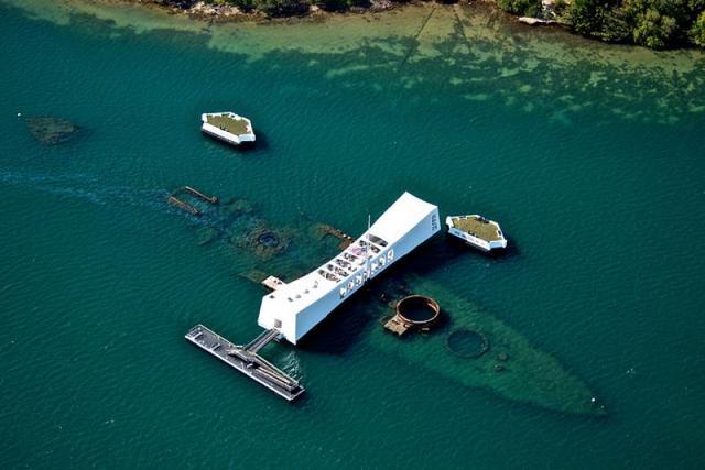 日官房主座:安倍会见珍珠港旨在悼念战殁者 不会致歉