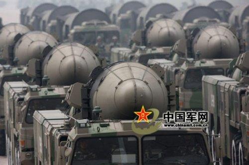 美称二炮装备10个东风21导弹旅 飞速超爱国者-3