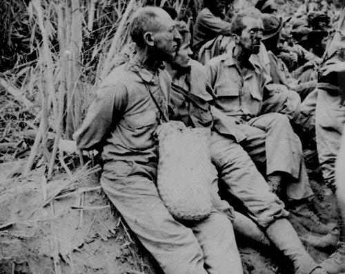 """亲历者讲述日军如何虐杀""""越狱""""的美军战俘"""