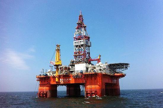"""钻井""""神器""""将装备981平台 帮助中国勘探油气田图片"""