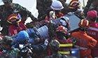 深圳滑坡事故首名幸存者被救出