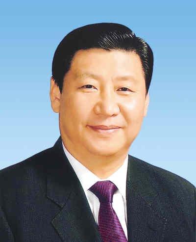 中央军委副主席习近平同志简历(图)