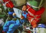 舱外航天服组装与测试