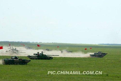 上合组织下周将在中国磋商利比亚局势(图)