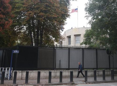 五角大楼:美土外交纠纷不会影响两国军事运作