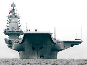 美媒:中国国产航母有望明年亮相 性能超辽宁舰 - 海阔山遥 - .